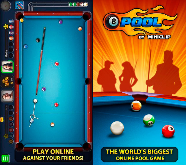 8 Ball Pool app for android