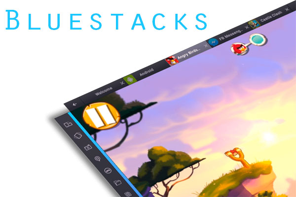 Bluestacks run android apps on pc