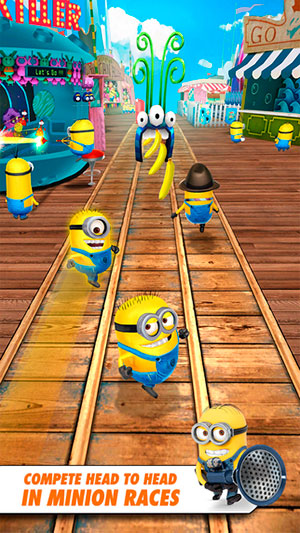 Despicable Me Minion Rush apk download