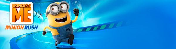 Despicable Me Minion Rush Game android, play store, ios