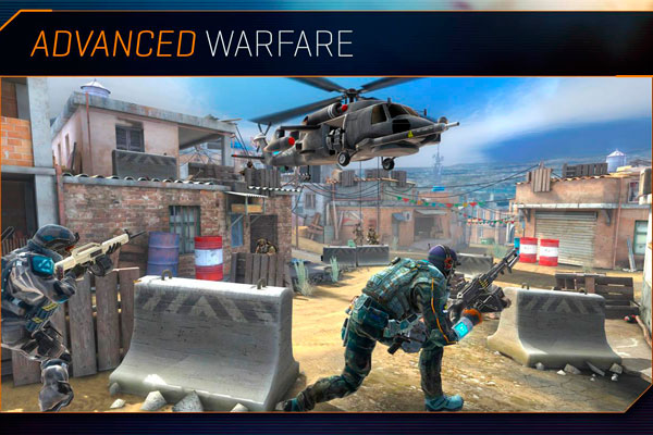 Download Frontline Commando 2 Apk