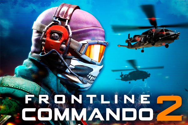 Frontline Commando 2 Download APK