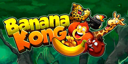 Banana Kong Game APK Download for android and iOS