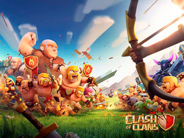 clash of clans apk download android