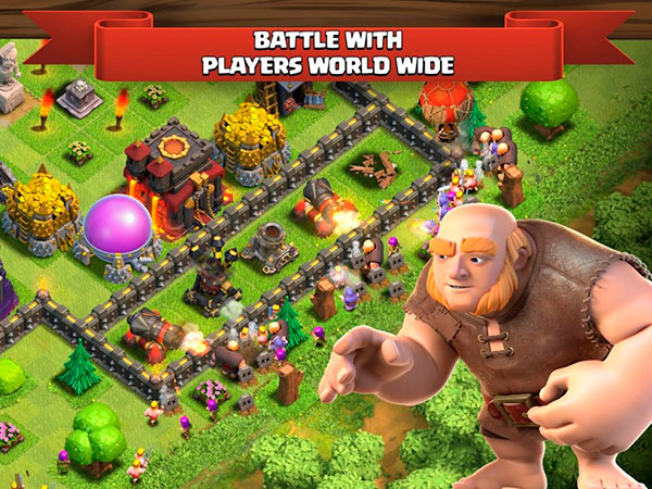 Download clash of clans game