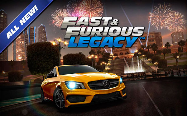 fast and furious legacy apk download