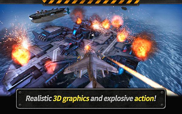 Gunship Battle apk mod download