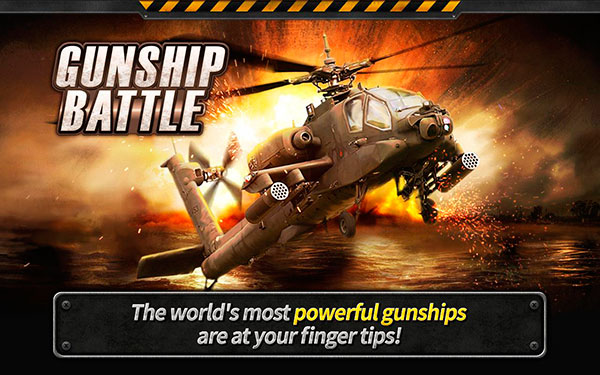 Gunship Battle mod apk download
