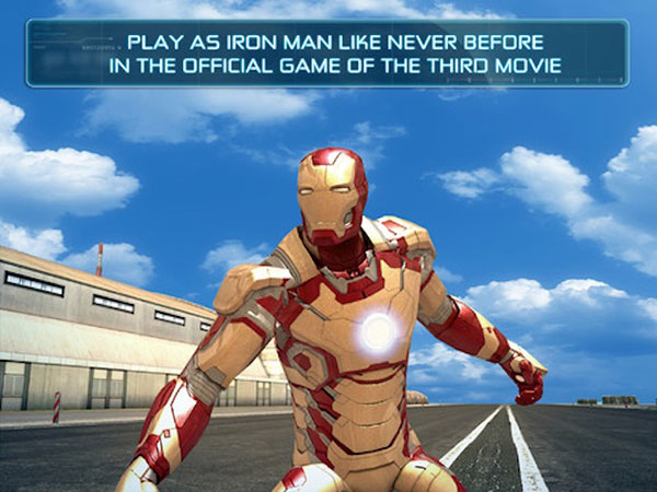 Iron Man 3 Game Download