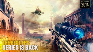 Modern Combat 5 APK Download android iOS