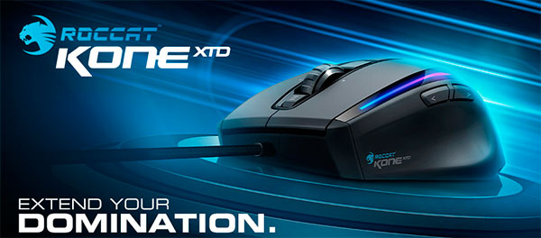 Roccat kone xtd drivers, specifications, reviews and more