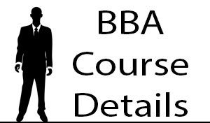 BBA Course Details