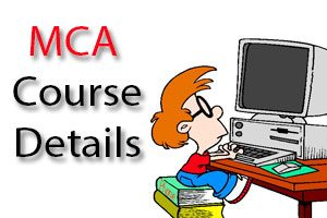 MCA Course Details