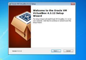 virtualbox installation for genymotion